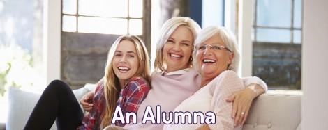 An Alumna
